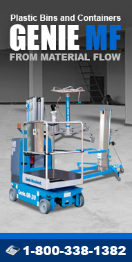 Genie-MF.com Genie Lifts, Scissor Lifts, SuperLift, Super Tower, Super Hoise, Load Lifters, Gl Series and more from Material Flow