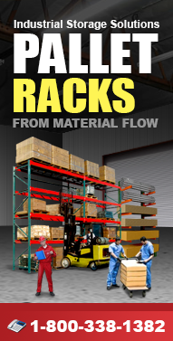 Pallet-Rack.net Pallet Rack, Cantilever Rack, Bulk Racks, Stack Racks, Lumb Racks, Tire Racks and more from Material Flow